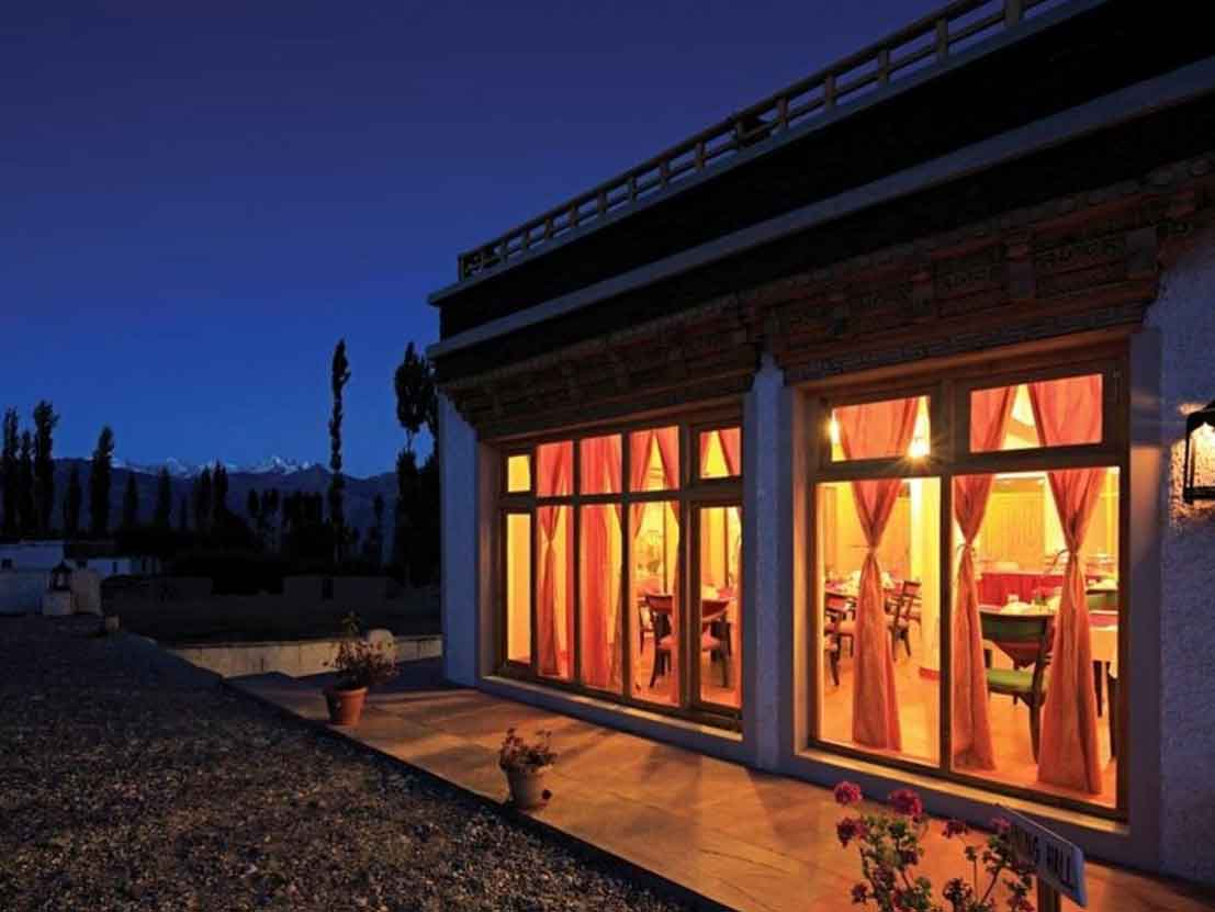 Saboo Resort Leh Himalayas