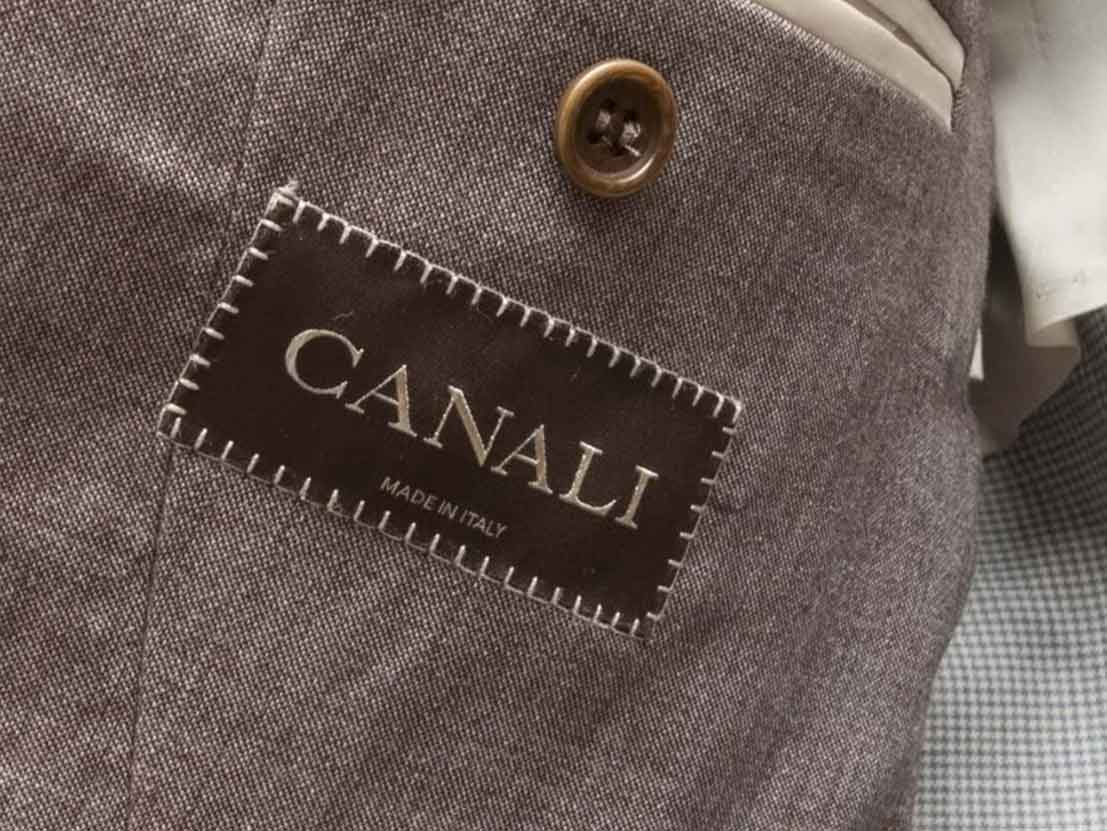 Alessandro Canali Suit