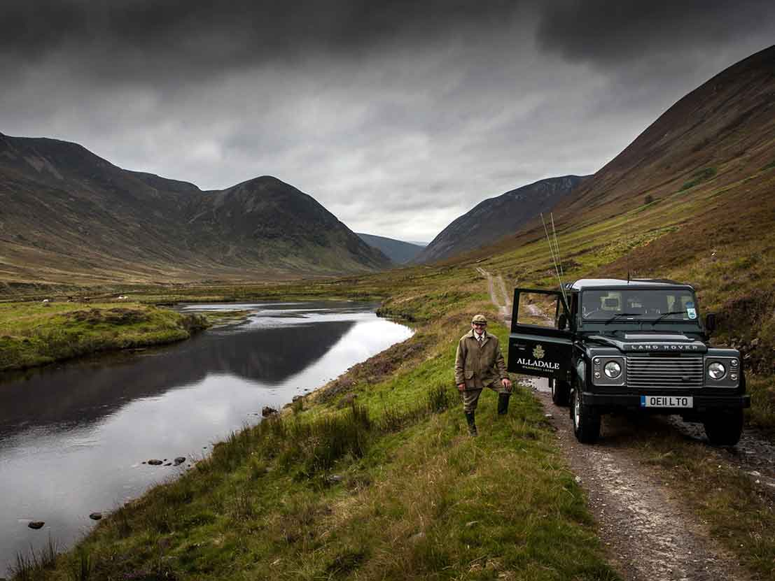Scotland Driving Experience With Aston Martin
