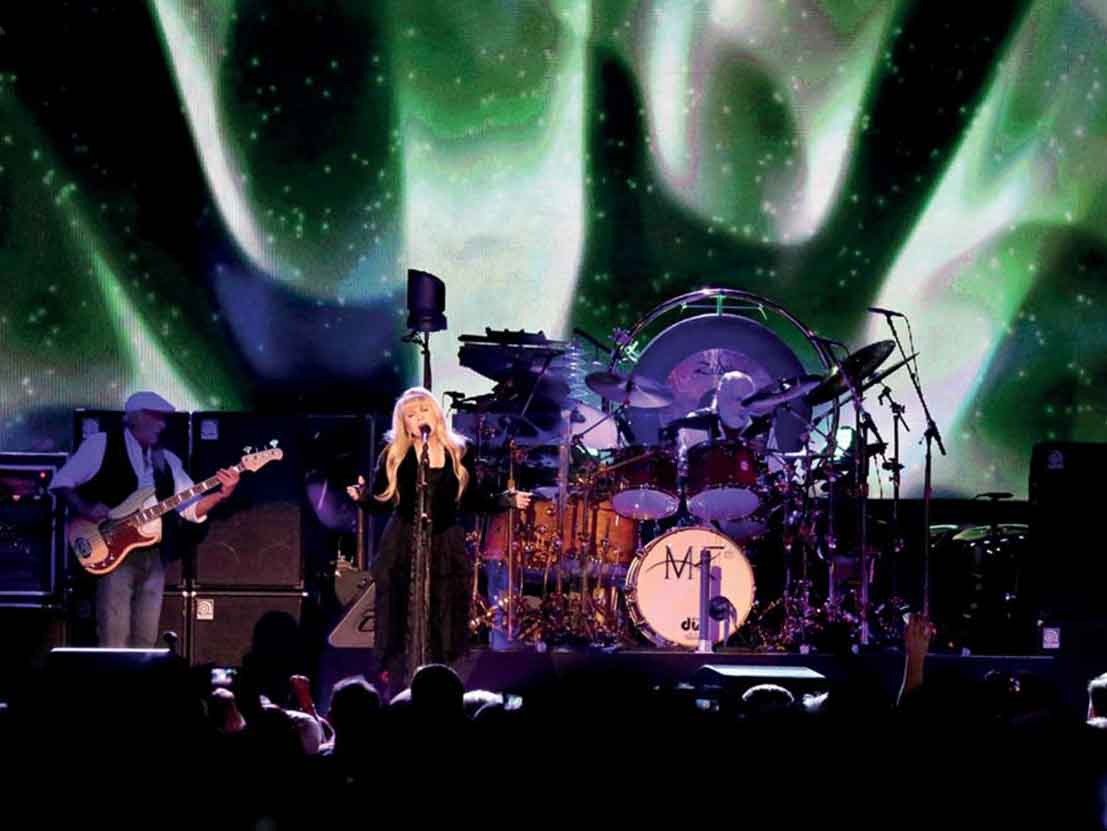Fleetwood Mac Band Concert