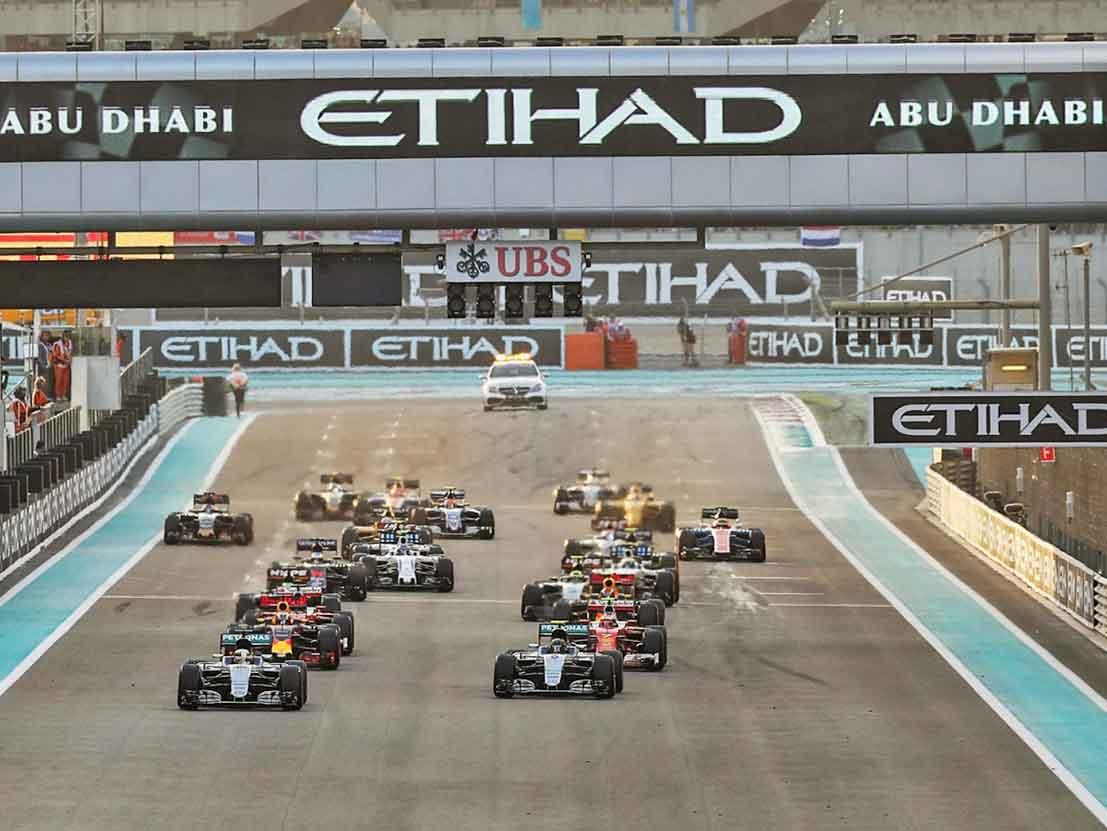 Formula Grand Prix Abu Dhabi