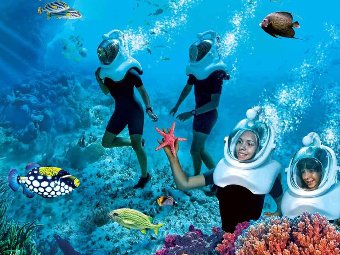 Grand Reef Tour
