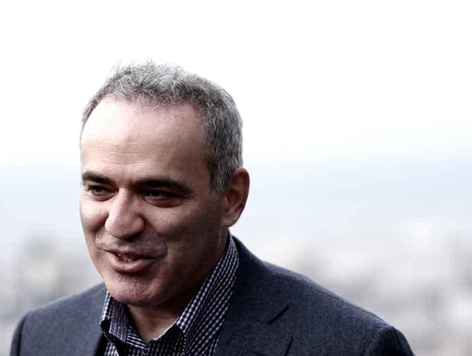 Grandmaster Gary Kasparov