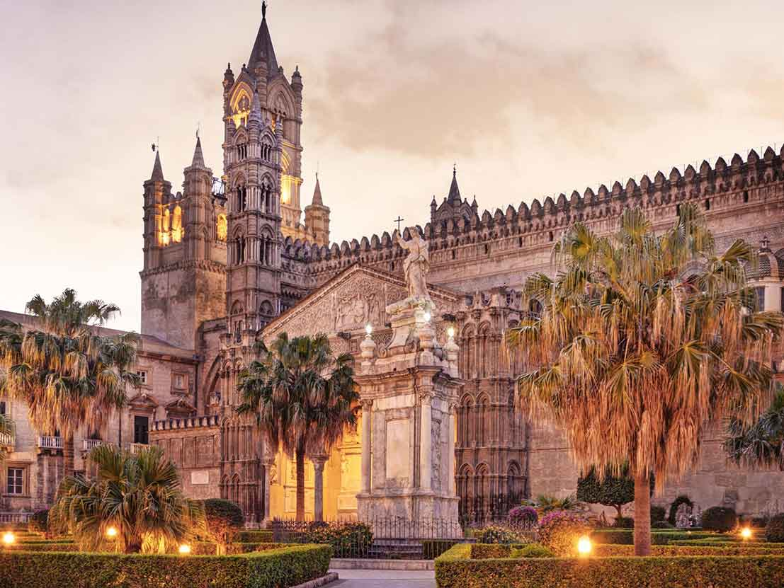 Mercure Palermo Excelsior Cathedral