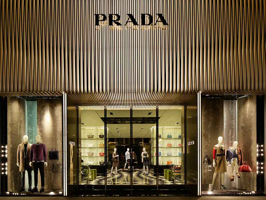 Prada Store Vip Entrance