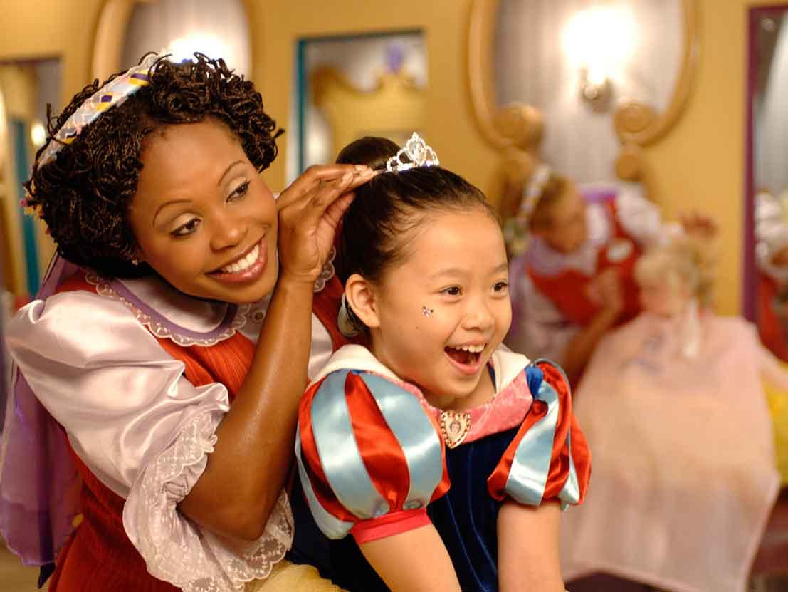 Princess Disneyland Experience