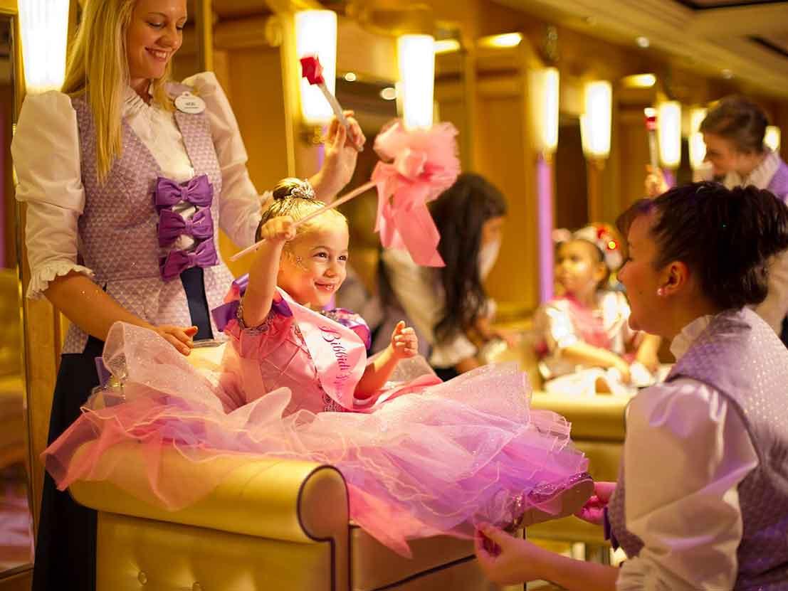 Princess Makeup Disneyland