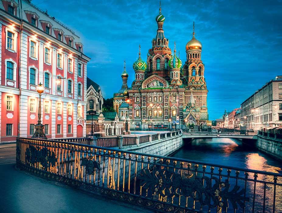St Petersburg Cover