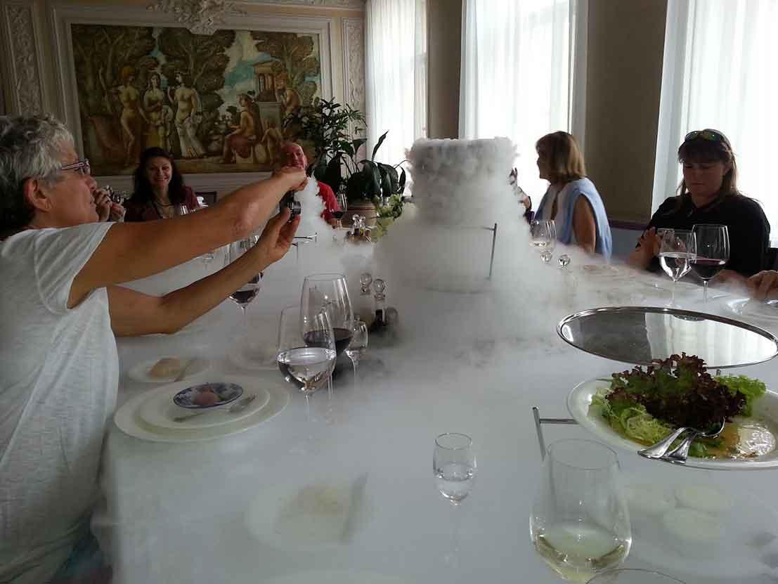 St Petersburg Lunch