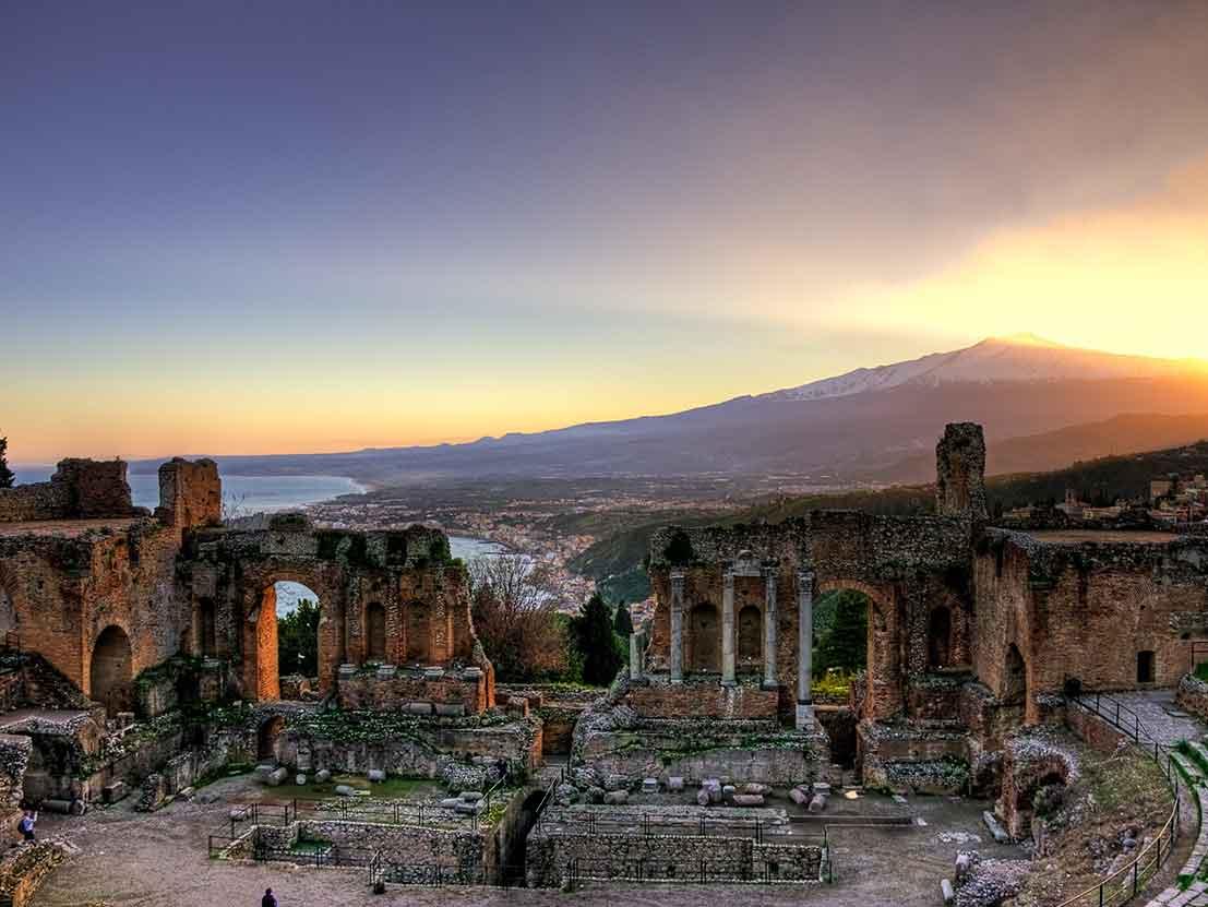 Taormina Antique Theater