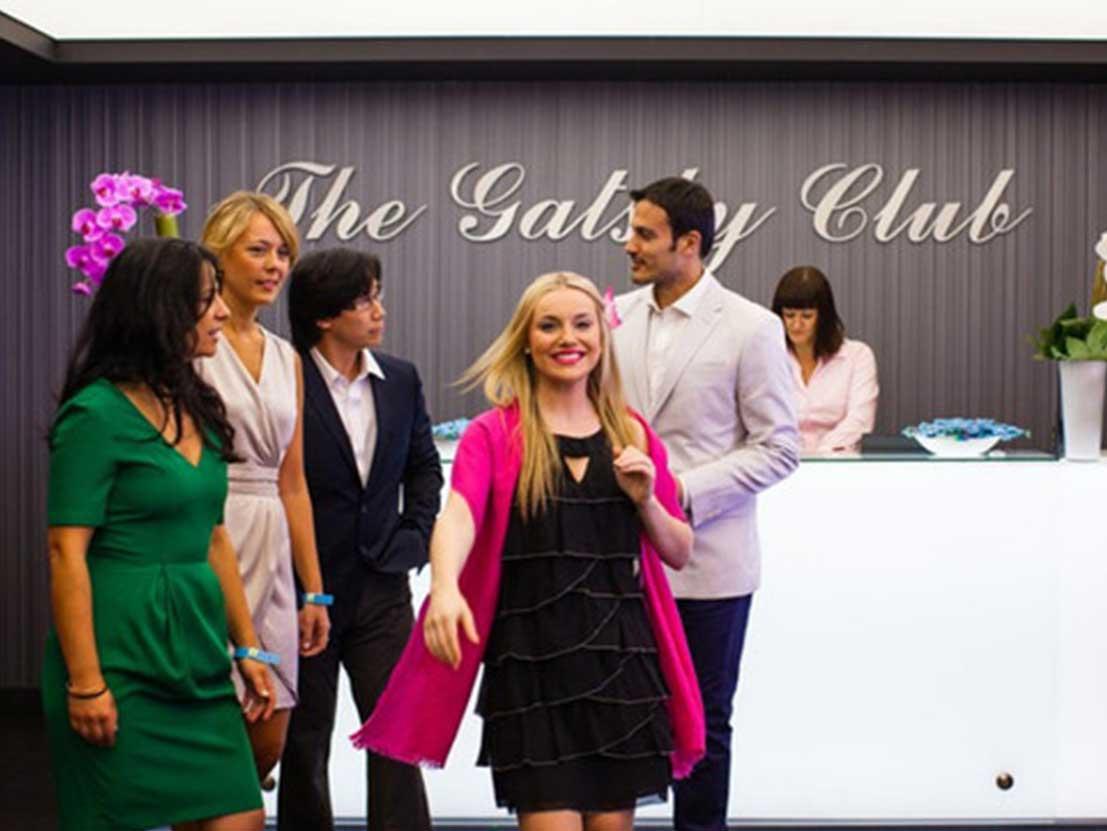 Wimbledon Gatsby Club