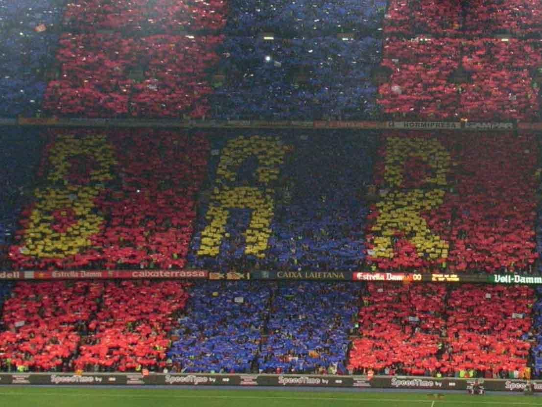 Fc Barcelona Match Tickets