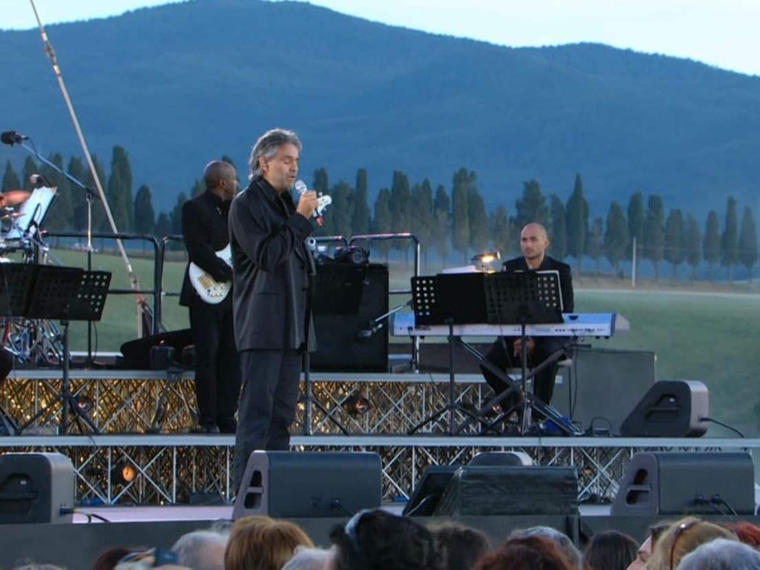 Andrea Bocelli 2013 Concert