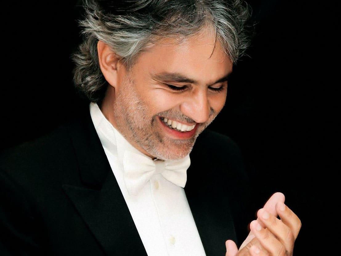 Andrea Bocelli 2013