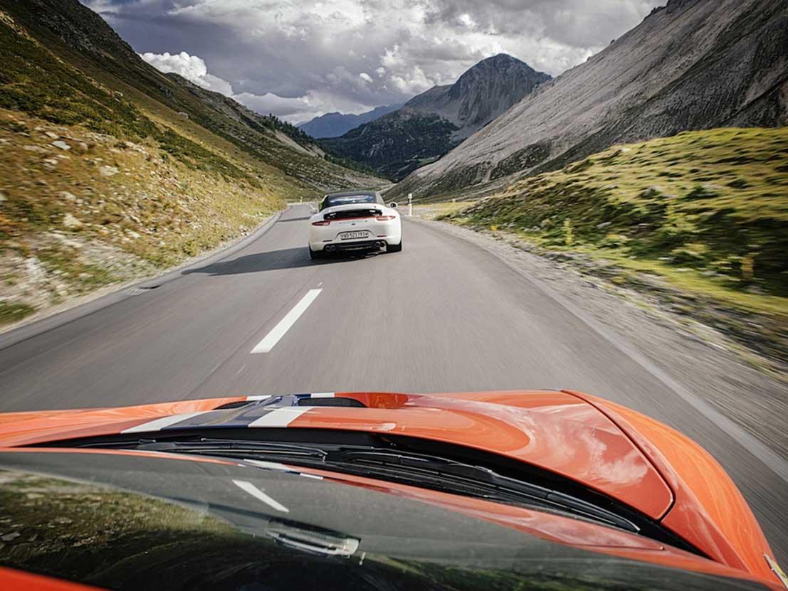 Rally Offen Pass Swiss National Park