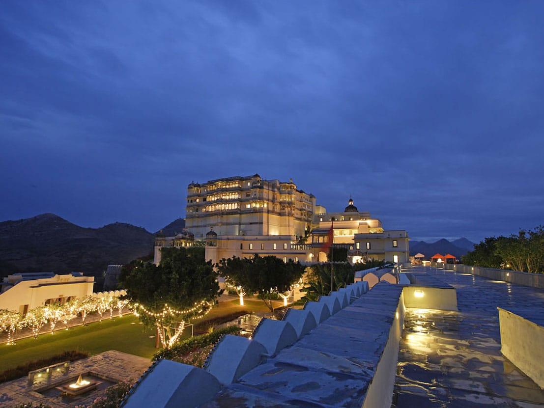 Hotel Raas Devigarh, Delwara India