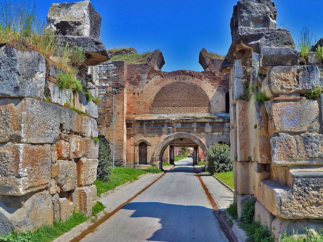 Iznik Nicea Istanbul Gate