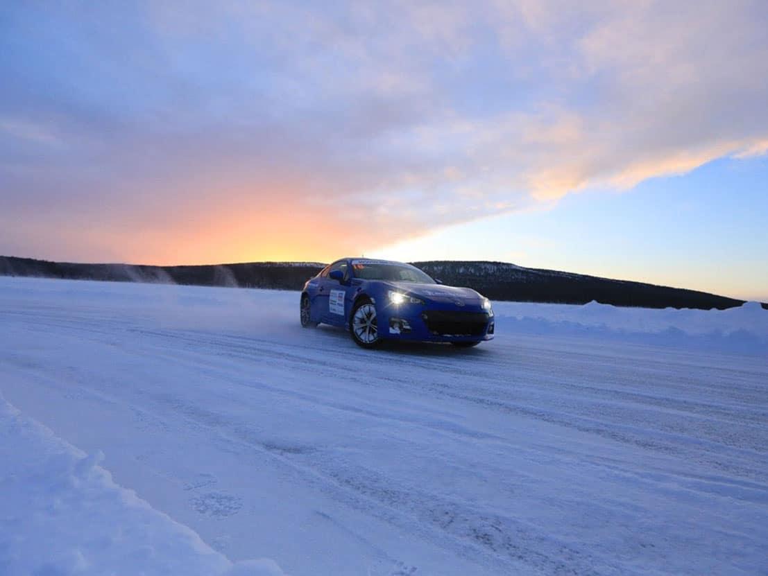 Lapland Rally Finland